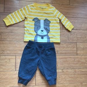 2-Piece Long Sleeve Child of Mine Set
